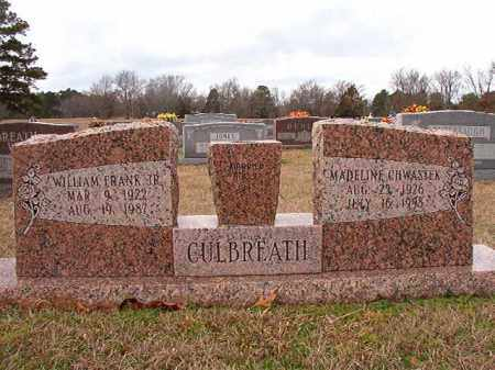 CHWASTEK CULBREATH, MADELINE - Dallas County, Arkansas | MADELINE CHWASTEK CULBREATH - Arkansas Gravestone Photos