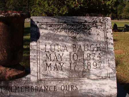 BAUGH CULBREATH, LURA (CLOSEUP) - Dallas County, Arkansas | LURA (CLOSEUP) BAUGH CULBREATH - Arkansas Gravestone Photos
