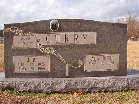 CURRY, J B - Dallas County, Arkansas | J B CURRY - Arkansas Gravestone Photos