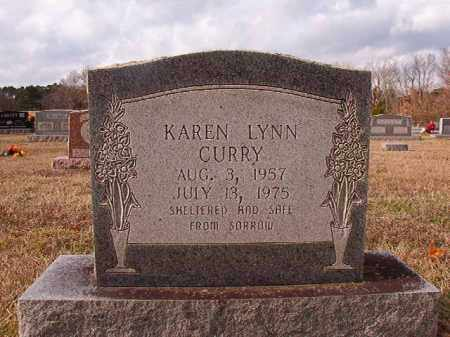 CURRY, KAREN LYNN - Dallas County, Arkansas | KAREN LYNN CURRY - Arkansas Gravestone Photos
