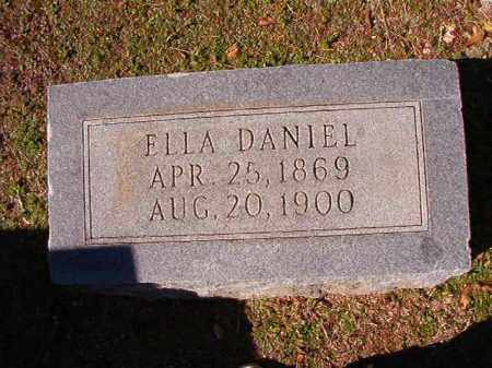 DANIEL, ELLA - Dallas County, Arkansas | ELLA DANIEL - Arkansas Gravestone Photos