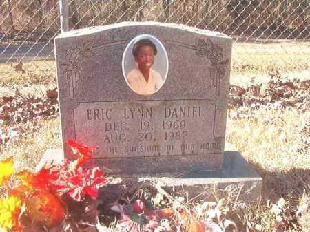 DANIEL, ERIC LYNN - Dallas County, Arkansas | ERIC LYNN DANIEL - Arkansas Gravestone Photos