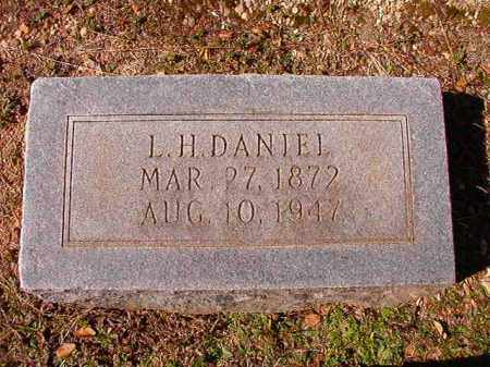 DANIEL, L H - Dallas County, Arkansas | L H DANIEL - Arkansas Gravestone Photos