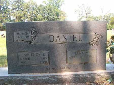 DANIEL, LENA M - Dallas County, Arkansas | LENA M DANIEL - Arkansas Gravestone Photos