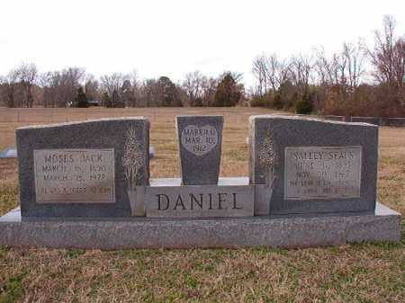 SEALS DANIEL, SALLEY - Dallas County, Arkansas | SALLEY SEALS DANIEL - Arkansas Gravestone Photos