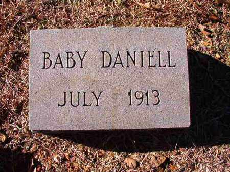 DANIELL, BABY - Dallas County, Arkansas | BABY DANIELL - Arkansas Gravestone Photos