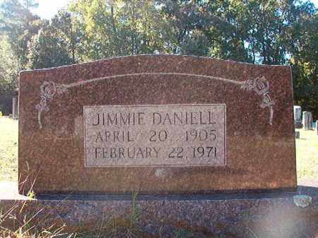 DANIELL, JIMMIE - Dallas County, Arkansas | JIMMIE DANIELL - Arkansas Gravestone Photos