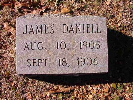 DANIELL, JAMES - Dallas County, Arkansas | JAMES DANIELL - Arkansas Gravestone Photos