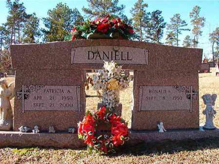 DANIELL, PATRICIA A - Dallas County, Arkansas | PATRICIA A DANIELL - Arkansas Gravestone Photos