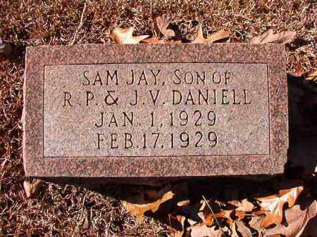 DANIELL, SAM JAY - Dallas County, Arkansas | SAM JAY DANIELL - Arkansas Gravestone Photos