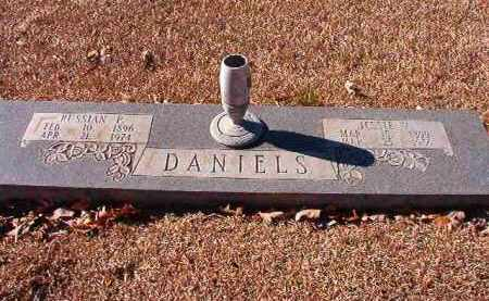 DANIELS, JESSIE V - Dallas County, Arkansas | JESSIE V DANIELS - Arkansas Gravestone Photos