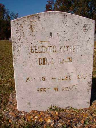 DAWN, DONIE - Dallas County, Arkansas | DONIE DAWN - Arkansas Gravestone Photos