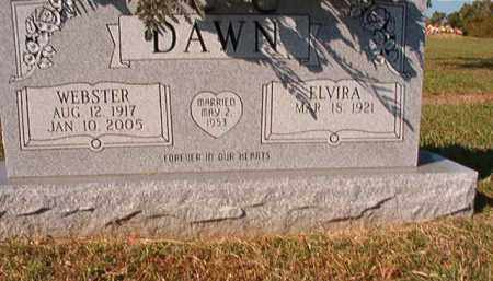 DAWN, WEBSTER - Dallas County, Arkansas | WEBSTER DAWN - Arkansas Gravestone Photos