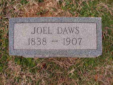 DAWS, JOEL - Dallas County, Arkansas | JOEL DAWS - Arkansas Gravestone Photos