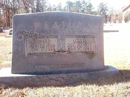 DEATON, EDWARD - Dallas County, Arkansas | EDWARD DEATON - Arkansas Gravestone Photos