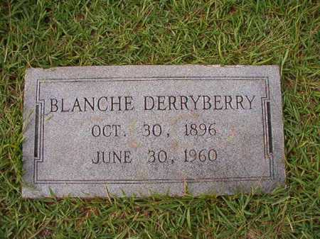 DERRYBERRY, BLANCHE - Dallas County, Arkansas | BLANCHE DERRYBERRY - Arkansas Gravestone Photos