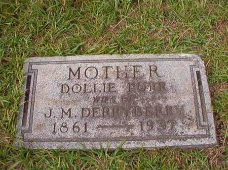 DERRYBERRY, DOLLIE - Dallas County, Arkansas | DOLLIE DERRYBERRY - Arkansas Gravestone Photos
