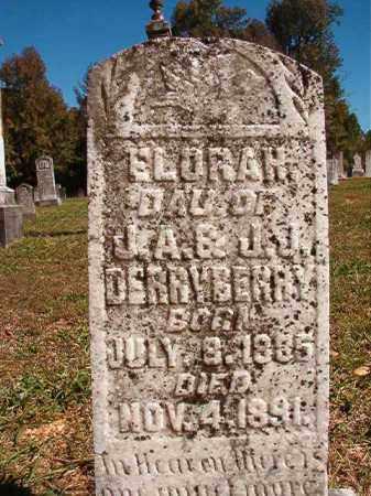 DERRYBERRY, ELORAH - Dallas County, Arkansas | ELORAH DERRYBERRY - Arkansas Gravestone Photos