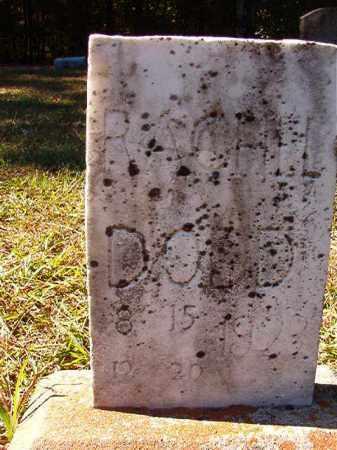 DODD, RACHEL - Dallas County, Arkansas | RACHEL DODD - Arkansas Gravestone Photos