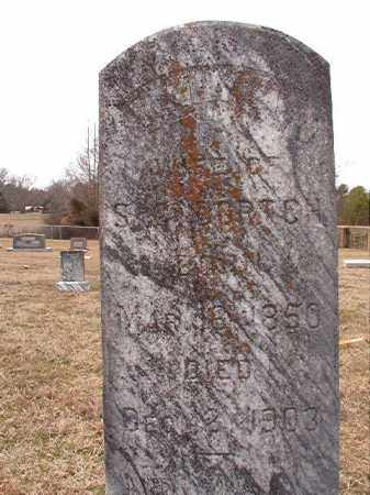 DORTCH, MARY A - Dallas County, Arkansas | MARY A DORTCH - Arkansas Gravestone Photos