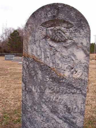 DORTCH, S G - Dallas County, Arkansas | S G DORTCH - Arkansas Gravestone Photos