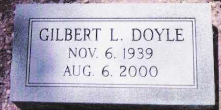 DOYLE, GILBERT L. - Dallas County, Arkansas | GILBERT L. DOYLE - Arkansas Gravestone Photos