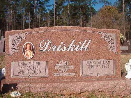 DRISKILL, LINDA - Dallas County, Arkansas | LINDA DRISKILL - Arkansas Gravestone Photos