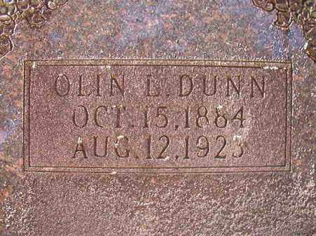 DUNN, OLIN L - Dallas County, Arkansas | OLIN L DUNN - Arkansas Gravestone Photos