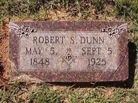 DUNN, ROBERT S - Dallas County, Arkansas | ROBERT S DUNN - Arkansas Gravestone Photos