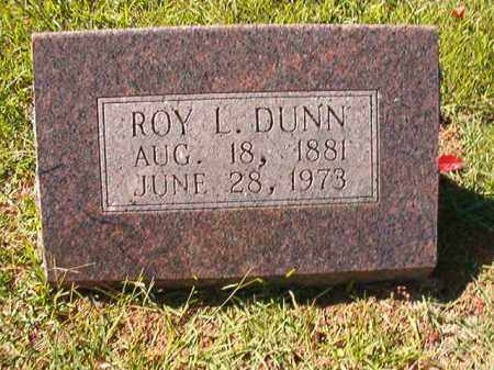 DUNN, ROY L - Dallas County, Arkansas | ROY L DUNN - Arkansas Gravestone Photos