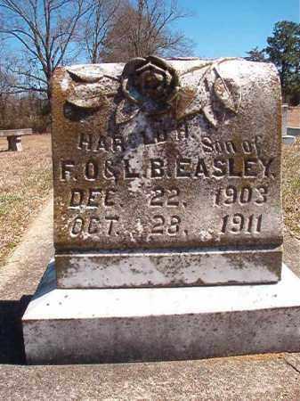 EASLEY, HAROLD H - Dallas County, Arkansas | HAROLD H EASLEY - Arkansas Gravestone Photos