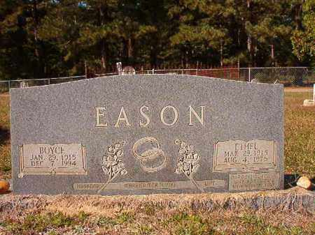 EASON, ETHEL - Dallas County, Arkansas | ETHEL EASON - Arkansas Gravestone Photos