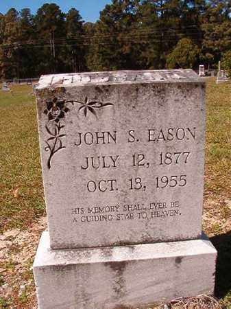 EASON, JOHN S - Dallas County, Arkansas | JOHN S EASON - Arkansas Gravestone Photos
