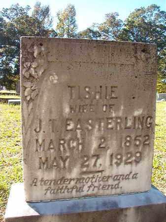 EASTERLING, TISHIE - Dallas County, Arkansas | TISHIE EASTERLING - Arkansas Gravestone Photos