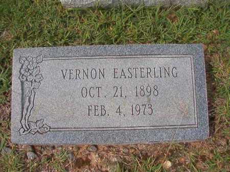 EASTERLING, VERNON - Dallas County, Arkansas | VERNON EASTERLING - Arkansas Gravestone Photos