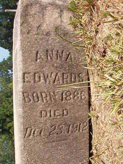 EDWARDS, ANNA - Dallas County, Arkansas   ANNA EDWARDS - Arkansas Gravestone Photos