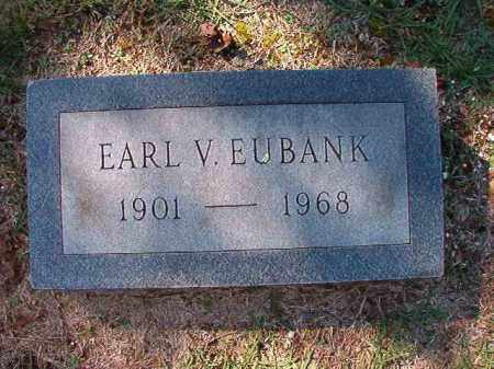 EUBANK, EARL V - Dallas County, Arkansas | EARL V EUBANK - Arkansas Gravestone Photos