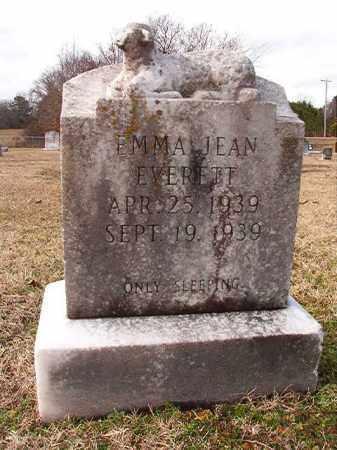 EVERETT, EMMA JEAN - Dallas County, Arkansas | EMMA JEAN EVERETT - Arkansas Gravestone Photos