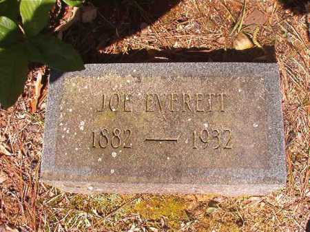 EVERETT, JOE - Dallas County, Arkansas | JOE EVERETT - Arkansas Gravestone Photos