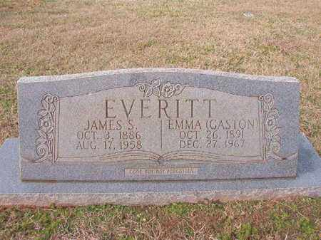 EVERITT, JAMES S - Dallas County, Arkansas | JAMES S EVERITT - Arkansas Gravestone Photos