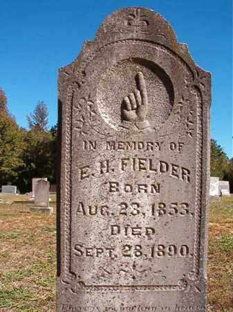 FIELDER, E H - Dallas County, Arkansas | E H FIELDER - Arkansas Gravestone Photos