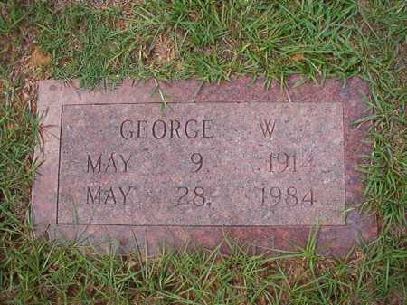 FIELDER, GEORGE W - Dallas County, Arkansas | GEORGE W FIELDER - Arkansas Gravestone Photos