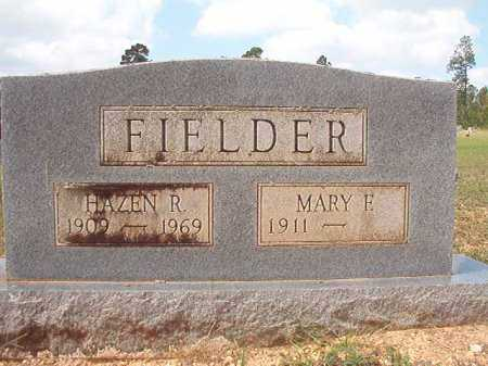 FIELDER, MARY E - Dallas County, Arkansas | MARY E FIELDER - Arkansas Gravestone Photos