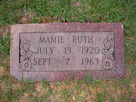 FIELDER, MAMIE RUTH - Dallas County, Arkansas | MAMIE RUTH FIELDER - Arkansas Gravestone Photos