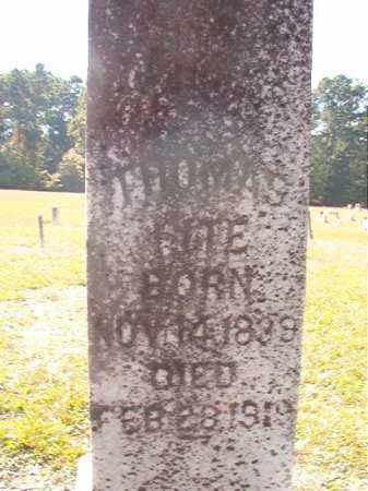 FITE, THOMAS - Dallas County, Arkansas | THOMAS FITE - Arkansas Gravestone Photos