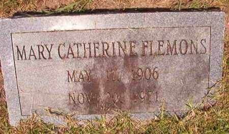 FLEMONS, MARY CATHERINE - Dallas County, Arkansas | MARY CATHERINE FLEMONS - Arkansas Gravestone Photos