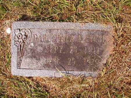 FLETCHER, DARUTHALA - Dallas County, Arkansas | DARUTHALA FLETCHER - Arkansas Gravestone Photos