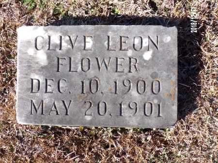 FLOWER, CLIVE LEON - Dallas County, Arkansas   CLIVE LEON FLOWER - Arkansas Gravestone Photos