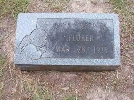 FLUKER, BRYAN DERRICK - Dallas County, Arkansas | BRYAN DERRICK FLUKER - Arkansas Gravestone Photos