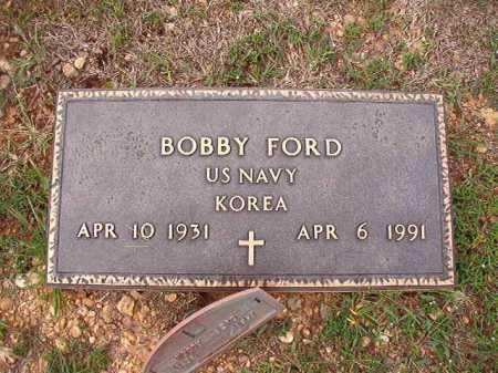 FORD (VETERAN KOR), BOBBY - Dallas County, Arkansas | BOBBY FORD (VETERAN KOR) - Arkansas Gravestone Photos